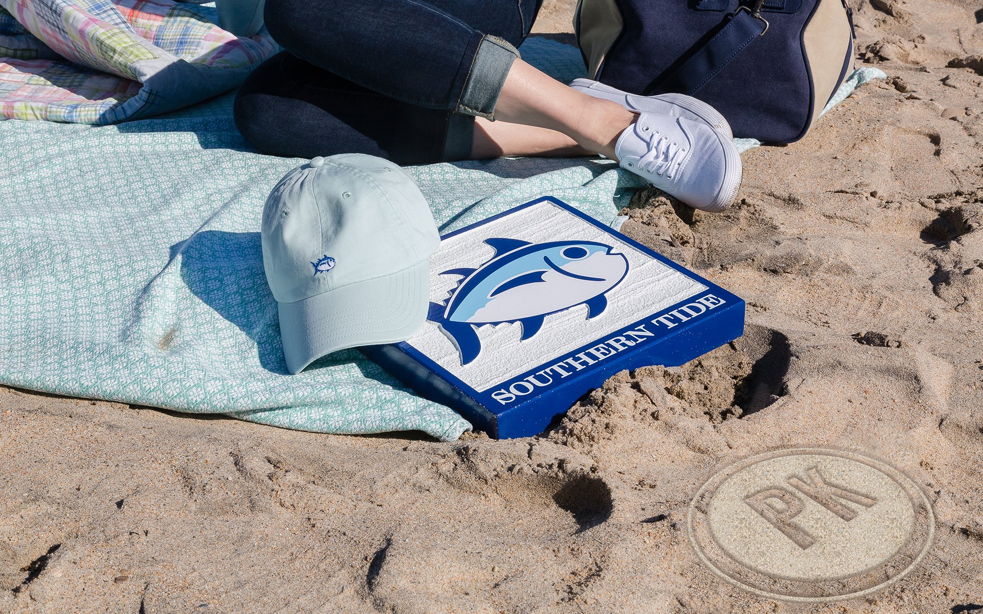 Add Your Logo to Southern Tide with ParsonsKellogg