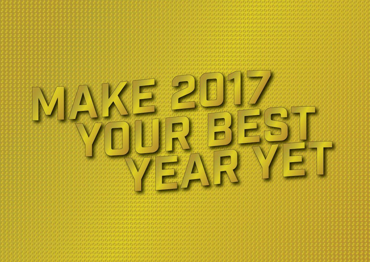 2017 Best Year Yet