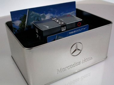 Mercedes Benz Gift Card