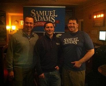Sam Adams Beer Dinner