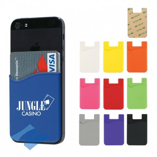 Silicone Card Sleeve