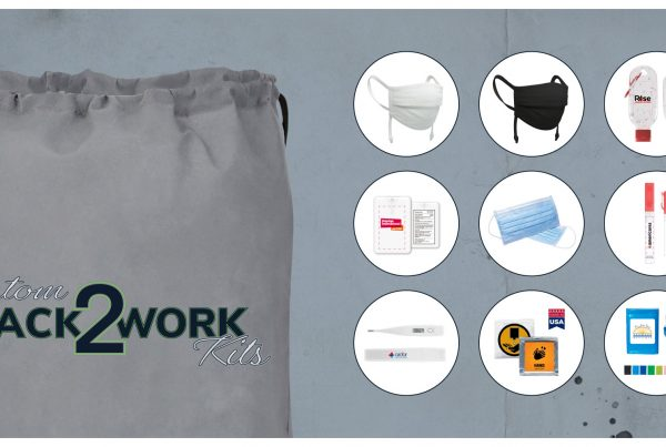 Prepare for Office Reopenings with Custom Back-to-Work Kits